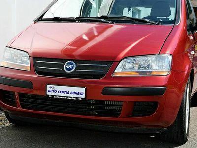 gebraucht Fiat Idea 1.9 JTD Swiss