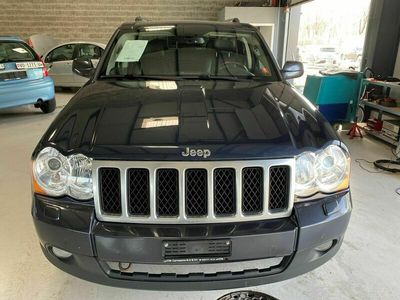gebraucht Jeep Grand Cherokee Gr.Cherokee 3.0 CRD Limited Automatic