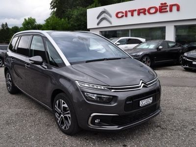 gebraucht Citroën C4 SpaceTourer Grand1.2 Pure Tech Feel Edition