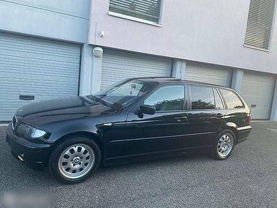 gebraucht BMW 320 3er d B04 Diesel Navi Leder E46
