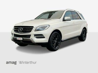 gebraucht Mercedes ML350 BlueTEC Executive 4Matic 7G-Tronic