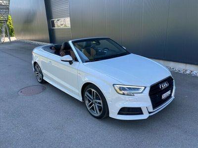 gebraucht Audi A3 Cabriolet  2.0 TFSI Design S-tronic