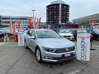 gebraucht VW Passat Variant 2.0 TDi Highline 4M DSG-Automat