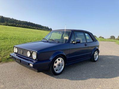 gebraucht VW Golf Cabriolet 1 1800 (GL)