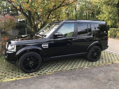 gebraucht Land Rover Discovery 3.0 SDV6 HSE Luxury Automatic