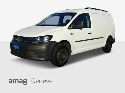 gebraucht VW Caddy Maxi 2.0TDI 4Motion BlueMotion Technology