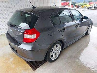 gebraucht BMW 120 1er d 163 PS