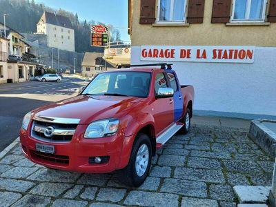 gebraucht Mazda BT-50 2.5 CD Hurricane 4x4