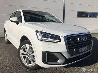 gebraucht Audi Q2 Sport 2.0 TDI quattro S-tronic