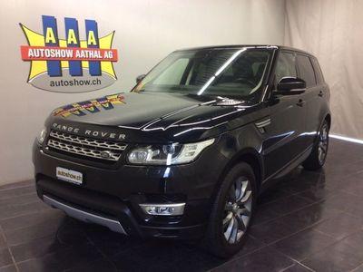 gebraucht Land Rover Range Rover Sport 3.0 V6 SC HSE Automatic