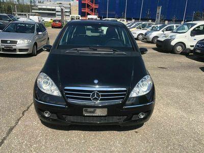 gebraucht Mercedes A200 Elégance