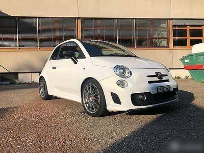 gebraucht Fiat 500 Abarth 500 ESSESSE Cabrio !!!FRISCH AB MFK!!!