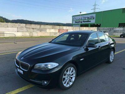 gebraucht BMW 520 i Steptronic