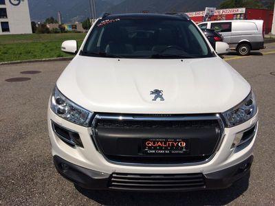 gebraucht Peugeot 4008 1.8 HDi Allure 4WD