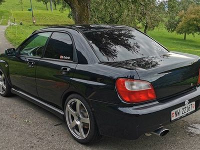 gebraucht Subaru Impreza 2.0 Turbo 4WD WRX