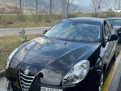 gebraucht Alfa Romeo Giulietta Giulietta GULIETTA 2.0 turbo Diesel.GULIETTA 2.0 turbo Diesel.