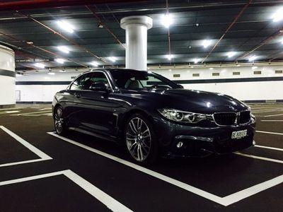 gebraucht BMW 428 i Cabriolet Sport Line