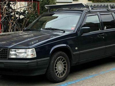 gebraucht Volvo 940 Turbo ab MFK und vielen Neuteilen und Ersatzteile