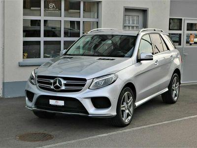 gebraucht Mercedes GLE350 d 4Matic 9G-Tronic AMG-Line
