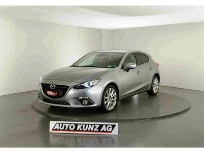 gebraucht Mazda 3 2.2 SKYACTIV-D Revolution 150PS
