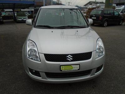 gebraucht Suzuki Swift 1.3i GL P.Sulai 4x4