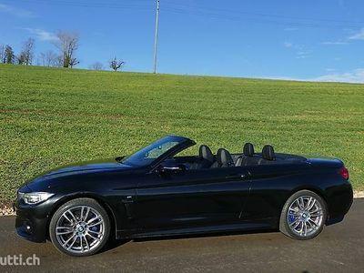 gebraucht BMW 435 i Cabriolet xDrive Steptronic