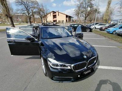 gebraucht BMW 730 7er 730d XDrive G11 Top Zustand 7er d XDrive G11 Top Zustand