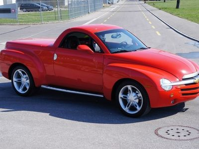 gebraucht Chevrolet SSR Cabrio