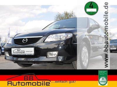 gebraucht Mazda 323F 1.6 Exclusive **AUT&KLIMA