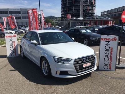 gebraucht Audi A3 Sportback 35 TFSi Sport S-Tronic-Aut.