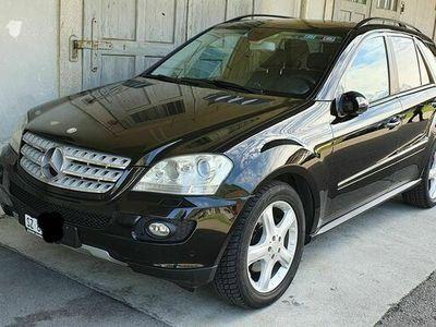 gebraucht Mercedes ML320 M-KlasseCDI 4Matic Edition7G-Tronic