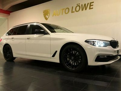 gebraucht BMW 530 5er i xDrive Touring Sport Line Steptronic