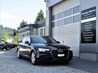 gebraucht Audi A4 Avant 2.0 TFSI quattro S-tronic