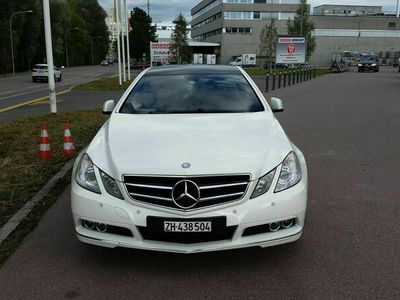 gebraucht Mercedes E200 CGI BlueEfficiency