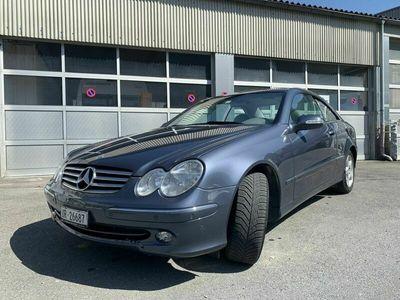 gebraucht Mercedes CLK240 CLK 240