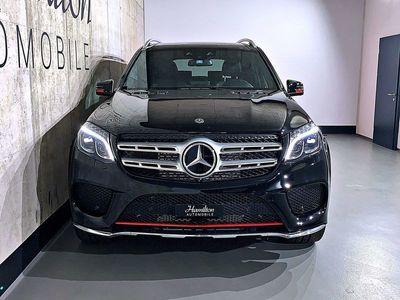 gebraucht Mercedes GLS350 d 4Matic AMG Line 9G-TRONIC