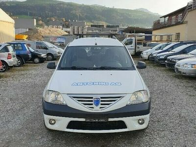 gebraucht Dacia Logan 1.6 16V Swisscape