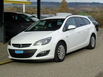 gebraucht Opel Astra ST 1.6 CDTI 136 eF Drive S/S