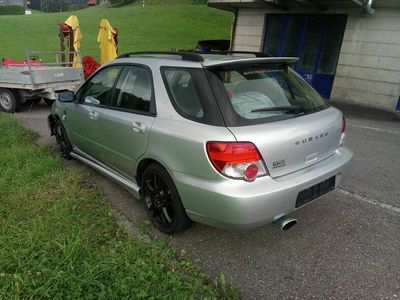 gebraucht Subaru Impreza WRX 2.0l Turbo Esazteile