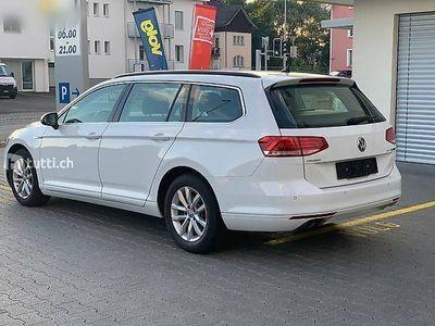 gebraucht VW Passat 2.0 TDI 190PS 4Motion Kombi