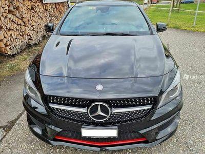 gebraucht Mercedes CLA250 Shooting Brake CLA-KlasseSport 7G-DCT 4Matic
