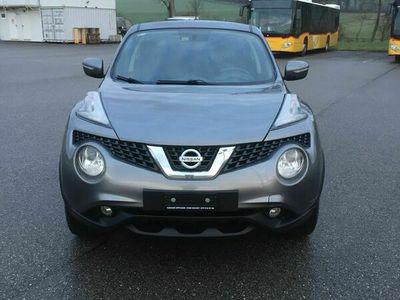 gebraucht Nissan Juke 1.6 DIG-T N-Connecta 4x4 Xtronic M-CVT
