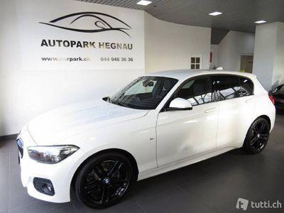 gebraucht BMW 125 Edition M Sport Steptronic