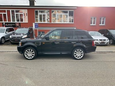 gebraucht Land Rover Range Rover Sport 4.4 V8 HSE Automatic