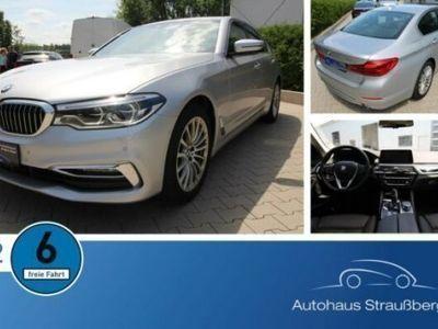 gebraucht BMW 530 d xDrive Luxury Line NP: 88.000€ HUD DAB ACC