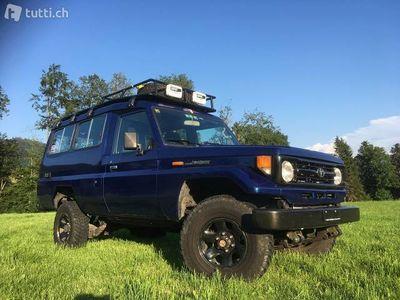 gebraucht Toyota Land Cruiser HZJ 75 (Buschtaxi) / 400 hdt long 4.2d