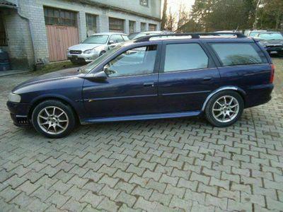 gebraucht Opel Vectra 2.5i V6 Sport