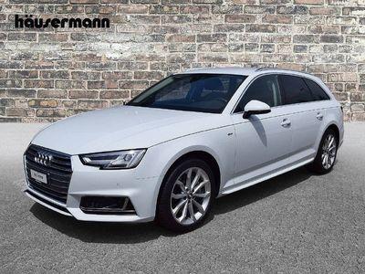 gebraucht Audi A4 Avant 2.0 TDI 190 Sport quat. S-Tr.