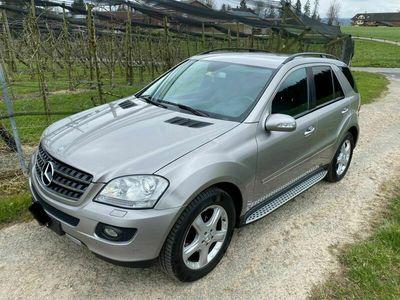 gebraucht Mercedes ML320 M-Klasse ML 320 CDI 4Matic 7G-Tronic M-KlasseCDI 4Matic 7G-Tronic