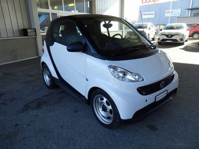 gebraucht Smart ForTwo Coupé 1000 71 Pure mhd